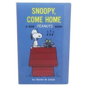 カードケース 3段 カードファイル スヌーピー 70周年記念 ブルー ピーナッツ サンスター文具 72ポケット