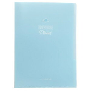 5インデックス クリアホルダー ラテカラー ポケット クリアファイル ユニバーサル 女の子向け カミオジャパン 2021SS