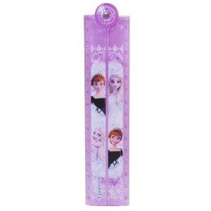 分度器付き 30cm 折りたたみ 定規 ものさし アナと雪の女王2 新入学 ディズニー サンスター文具 女の子向け メール便可