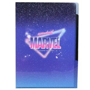 ポケットファイル 5インデックス A4 クリアファイル マーベル 2021SS MARVEL クラックス 新学期準備文具 【MARVELCorner】