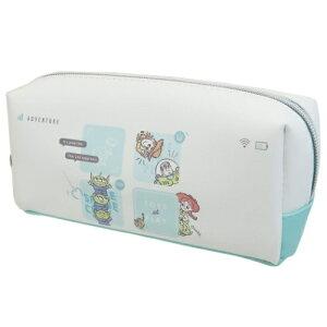 BOX ペンケース 筆箱 トイストーリー シンプルカワイイ ディズニー カミオジャパン ペンポーチ