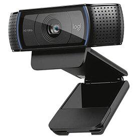 ロジクール ウェブカメラ C920n ブラック フルHD 1080P ウェブカム ストリーミング 自動フォーカス ステレオマイク 国内正規品 2年間