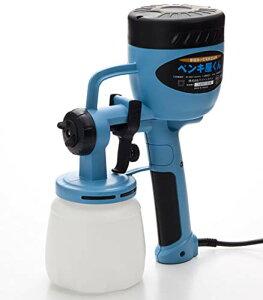 塗装 スプレー ガン 家庭用 小型 電動 塗装機 ペンキ屋くん コンプレッサー要らずでスプレー塗装 軽量 1.25kg 電動 ペインター エア