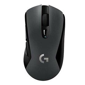 Logicool G ゲーミングマウス ワイヤレス G603 ブラック LIGHTSPEED 無線 Bluetooth 対応 ゲームマウス HEROセンサー G603 国内正規