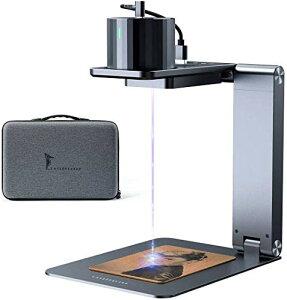 Laserpecker Pro レーザー彫刻機 レーザー刻印機 家庭用 小型 DIY道具 コンパクト 軽量 加工機 初心者 プレゼント 刻印 レーザーカッ