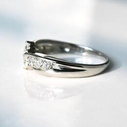 K18Pt900[0.5ct]ダイヤモンドスイート10リング/送料無料品質保証書付プラチナ0.5カラットダイヤダイアモンドsweet10記念アニバーサリーリング指輪レディースジュエリーギフトプレゼントdiamondring