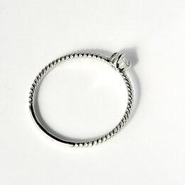 一粒ダイヤモンドDSI2EXH&CリングPt950Deneb「デネブ」送料無料品質保証書付0.08ctダイア指輪ジュエリープラチナハードプラチナシンプルツイスト4本爪