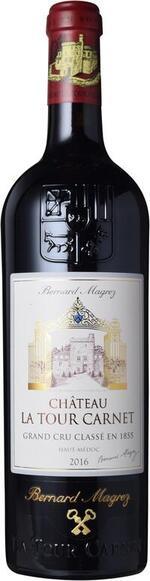 【11/10までP5倍】シャトーラトゥールカルネ2016750mlボルドーメドック地区格付4級グランクリュ赤ワイン【あす楽】