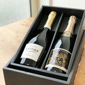 シャンパン・スパークリングワイン用化粧箱 2本用 (ワインは別売りです) ギフトボックス ワイン 日本酒 焼酎 プレゼント ギフト 贈答 お土産 パーティー おしゃれ 記念日 誕生日 内祝い お祝い 贈り物 お中元