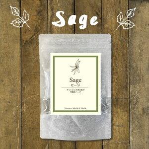セージティー 15 ティーバッグ 2個セット ( 送料無料 無農薬 ノンカフェイン | 薬用サルビア サルビア ハーブ | ハーブティー ティー ティーパック ティーバック ポイント消化 | ヴィーナ