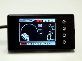 限定1台 HKS ブーストコントローラー ブーコン ターボ EVC6-IR2.4 (45003-AK012)