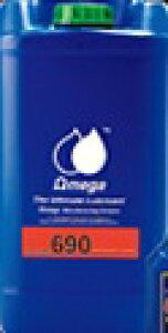 オメガ ギアオイル 690 シリーズ レッドラベル SPEC-0 20L 1缶 OMEGA OIL ギヤオイル パラフィン鉱物油 spec0 80w-90 相当 スペック0
