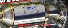 自動車関連業者直送限定! サード SARD SPORTS CATALYZER スポーツキャタライザー SUBARU スバル WRX CBA-VAB EJ20(ターボ) 6MT 14.08- (89406)