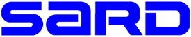 個人宅発送可能! サード SARD ウイング LSR WING 汎用タイプ カーボン綾織 ステー Mid オプション耐候性ウレタンクリア塗装有り (81042+81022)