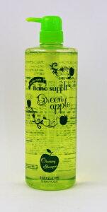 ナノサプリ クレンジング シャンプー グリーンアップル 1L