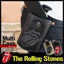 【s05】ザ ローリング ストーンズ マルチケース The Rolling Stones メンズ【名入れ 不可】【新作 サイフ MEN'S …