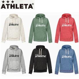ATHLETA アスレタ 杢スウェットパーカー 03313