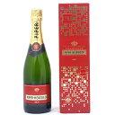 パイパー エドシック ブリュット 箱付 750ml (シャンパーニュ) (パイパー エドシック NV 赤 ラベル) 白【シャンパン …