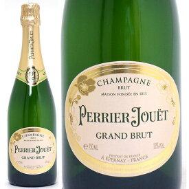 ペリエ ジュエ グラン ブリュット 並行品 750mlペリエ・ジュエ(シャンパン フランス シャンパーニュ)白泡 コク辛口 ワイン ^VAPJ06Z0^
