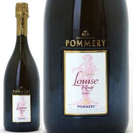 ポメリー [2000] キュヴェ ルイーズ ロゼ 箱なし 750ml(シャンパン フランス シャンパーニュ)ロゼ泡 コク辛口 ^VAPM86A0^