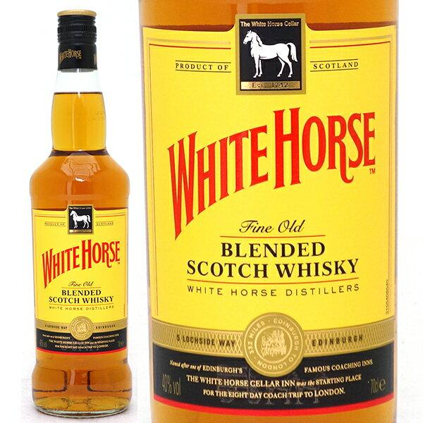 ホワイトホース ファインオールド 40度 700ml正規品 スコッチウイスキー ^YCWHFOJ0^