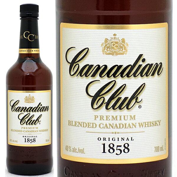 カナディアンクラブ 700ml正規品 カナディアンウイスキー ^YJCDPMJ0^