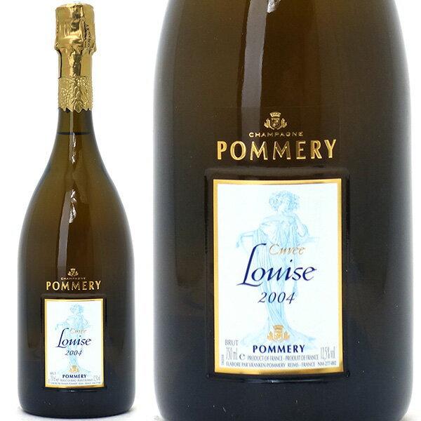 ポメリー [2004] キュヴェ ルイーズ 750ml 箱なしシャンパーニュ)白【シャンパン コク辛口】^VAPM66A4^