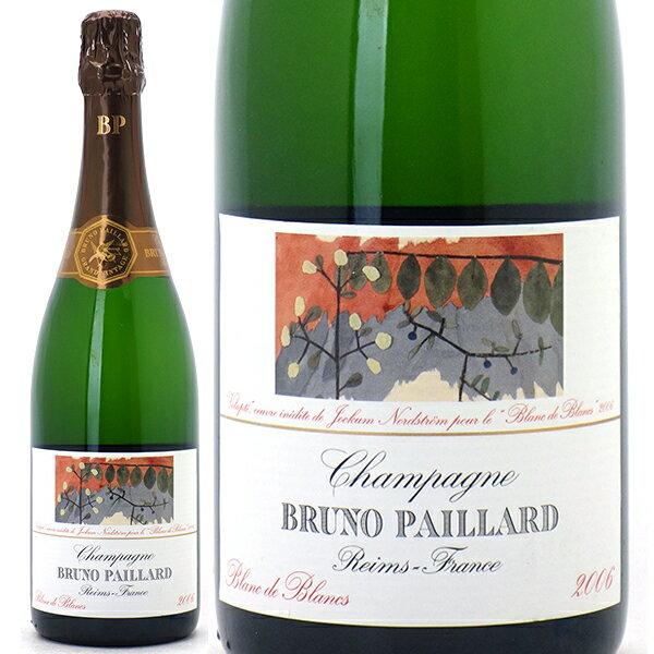 2006 エクストラ ブリュット ブラン ド ブラン 750mlブルーノ パイヤール シャンパーニュ 白シャンパン コク辛口 ワイン ^VABP32A6^