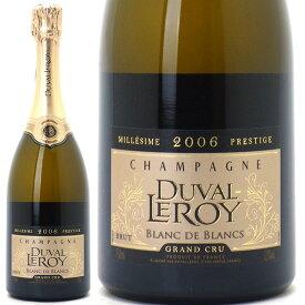 [2006] ブラン ド ブラン プレスティージュ グラン クリュ 750mlデュヴァル ルロワ(シャンパン フランス シャンパーニュ)白泡 コク辛口 ワイン ^VADL86A6^