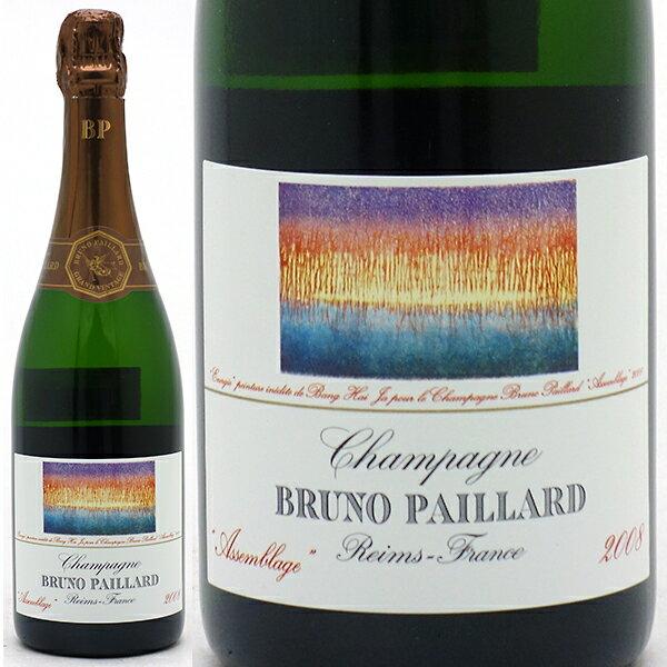 2008 エクストラ ブリュット アッサンブラージュ 750mlブルーノ パイヤール シャンパーニュ 白シャンパン コク辛口 ワイン ^VABP22A8^