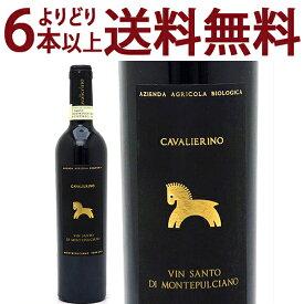 よりどり6本で送料無料[2008] ヴィン サント オーガニック 500ml(トスカーナ イタリア)カヴァリエリーノ 白ワイン コク極甘口 ワイン ^FCICVSIX^