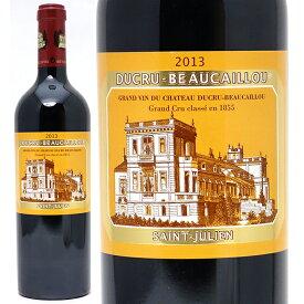 [2013] シャトー デュクリュ ボーカイユ 750ml(サンジュリアン第2級 ボルドー フランス)赤ワイン コク辛口 ワイン ^ACRU0113^