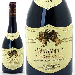 [2014]ブルゴーニュルージュレボンバトン750ml(フィリップルクレール)赤ワイン【コク辛口】【ワイン】^B0PLBR14^