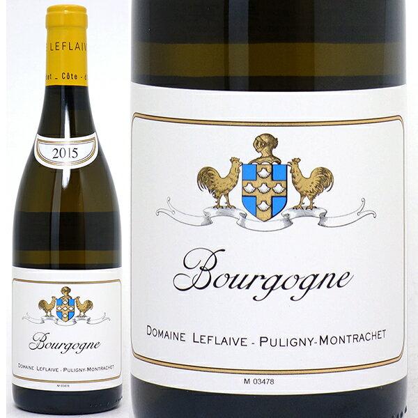 [2015] ブルゴーニュ ブラン 750ml (ドメーヌ ルフレーヴ)白ワイン【コク辛口】【ワイン】【GVB】^B0LFBB15^