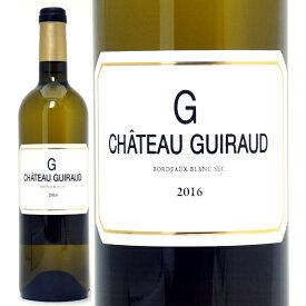 [2016] ル ジェ ド シャトー ギロー 750ml(AOCボルドー フランス)白ワイン コク辛口 ワイン ^AJGR2116^