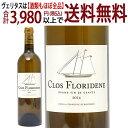 [2014] クロ フロリデーヌ ブラン 750ml(グラーヴ ボルドー フランス)白ワイン コク辛口 ワイン ^AICF1114^