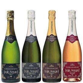 【送料無料】格上の極上シャンパン4本セット ワインセット チラシ57 ^W0AR01SE^