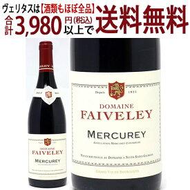 [2017] メルキュレ ルージュ 750mlフェヴレ (ブルゴーニュ フランス)赤ワイン コク辛口 ワイン ^B0IVMC17^