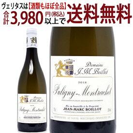 [2018] ピュリニー モンラッシェ ブラン 750mlジャン マルク ボワイヨ (ブルゴーニュ フランス)白ワイン コク辛口 ワイン ^B0MBPM18^