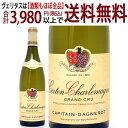 よりどり6本で送料無料[2016] コルトン シャルルマーニュ 特級畑 750mlキャピタン ガニュロ(ブルゴーニュ フランス)白ワイン コク辛口 ワイン ^B0OTCC16^