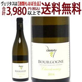 [2014] ブルゴーニュ ブラン シャルドネ 750mlジャン イヴ ドゥヴヴェイ(ブルゴーニュ フランス)白ワイン コク辛口 ワイン ^B0YDCH14^