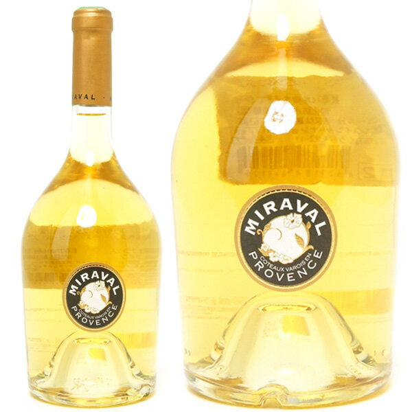 [3025]【アウトレット】[2012] ミラヴァル ブラン コルク浮き 750ml (ジョリー ピット&ペラン/ドメーヌ ペラン エ フィル)白ワイン【コク辛口】【ワイン】^C0DPMBAA^