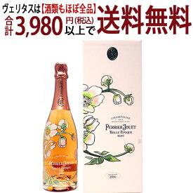 ペリエ ジュエ [2006] キュヴェ ベル エポック ロゼ ギフト箱付 並行品 750ml ペリエ ジュエ シャンパーニュ ロゼシャンパン コク辛口 ワイン ^VAPJ18A6^