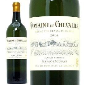 [2014] ドメーヌ ド シュヴァリエ ブラン 750ml(グラーヴ特別級 ボルドー フランス)白ワイン コク辛口 ワイン ^AIDC1114^