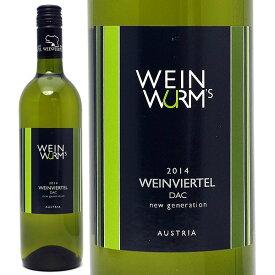 [2014] グリューナー フェルトリーナー ニュー ジェネレーション 750mlヴァインヴルムス(オーストリア)白ワイン コク辛口 ワイン ^KBWUNG14^