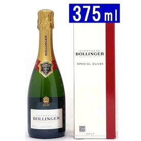 ボランジェ スペシャル キュヴェ 箱付 ハーフ 正規品 375ml(シャンパン フランス シャンパーニュ)白泡 コク辛口 ワイン ^VABLSPH0^