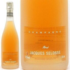 ジャック セロス ブリュット ロゼ 箱なし 750ml(シャンパン フランス シャンパーニュ)ロゼ泡 コク辛口 ^VAJS16Z0^