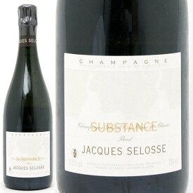 ジャック セロス シュブスタンス グラン クリュ ブラン ド ブラン ブリュット 箱なし 750ml(シャンパン フランス シャンパーニュ)白泡 コク辛口 ワイン ^VAJSSBZ0^