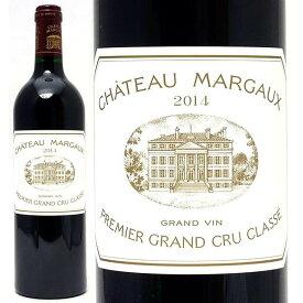 [2014] シャトー マルゴー 750ml(マルゴー第1級 ボルドー フランス)赤ワイン コク辛口 ^ADMA0114^