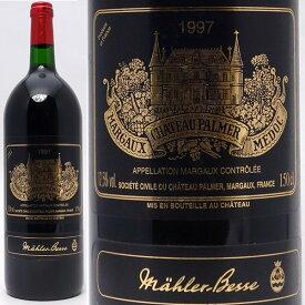 [1997] シャトー パルメ マグナム 1500ml(マルゴー第3級 ボルドー フランス)赤ワイン コク辛口 ワイン ^ADPP01MM^